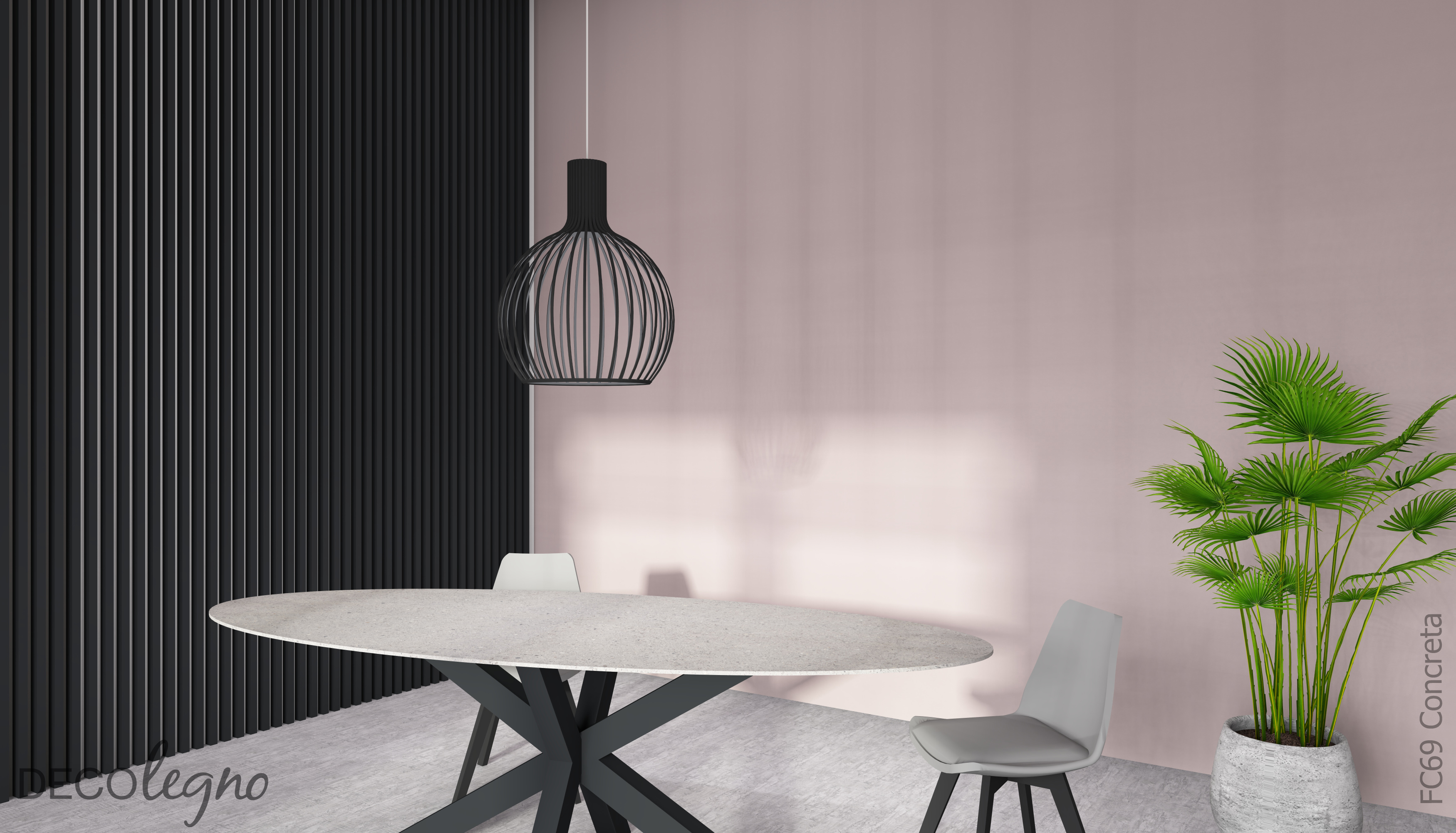 Palette Cad FC69 Concreta tafel
